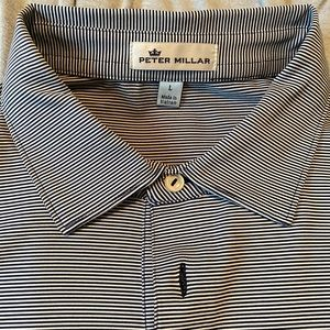 Peter Millar Dallas Cowboys Golf Pool Shirt Men's